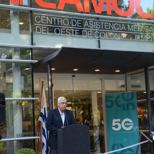 Secretario de FEPREMI - Dr. Gerardo Contreras