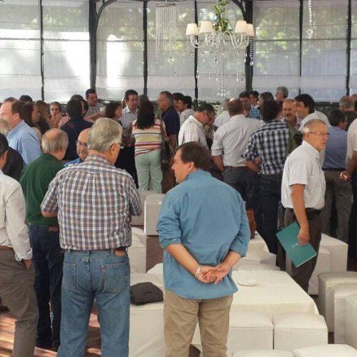Reunión en Hotel del Prado