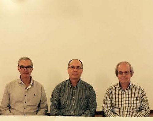 Órgano de Dirección de FEPREMI     Dr. Gerardo Contreras (Secretario)    Dr. Yamandú Fernández (Tesorero), Dr. Carlos Cardoso (Presidente), Dr. Néstor Belzarena (Vocal), Dr. Gustavo Burghi (Vocal)
